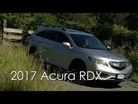 2017 Acura RDX Review - Perfect for my Parents?