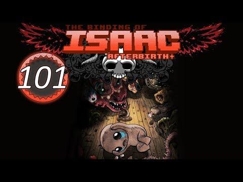The Binding of Isaac: Afterbirth+ - CURSED RUN