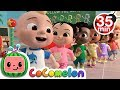 Follow The Leader Game More Nursery Rhymes Kids Songs CoCoMelon