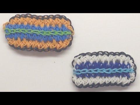 *NEW* Dragon Tail Bracelet Tutorial on the Rainbow Loom