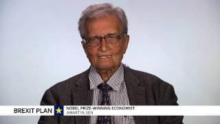 Nobel Prize-winning economist Amartya Sen worried about Donald Trump