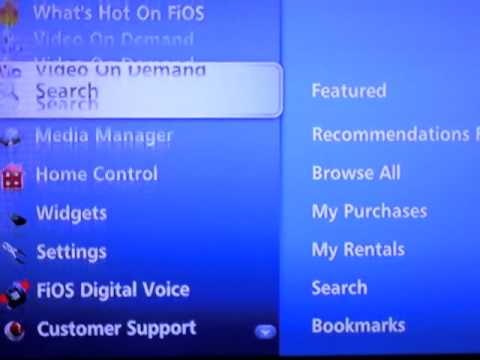 How to Setup Verizon Cable box & Remote Control
