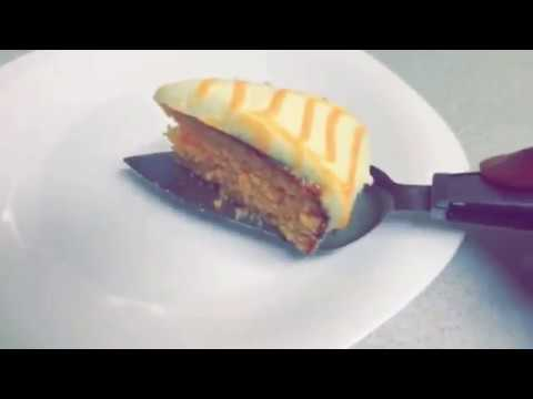 Orange cake | Cream cheese frosting | Moist orange cake