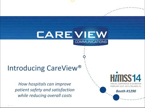 CareView Webinar: Fall Prevention, Sitter Cost Reduction, and Patient Satisfaction at IASIS