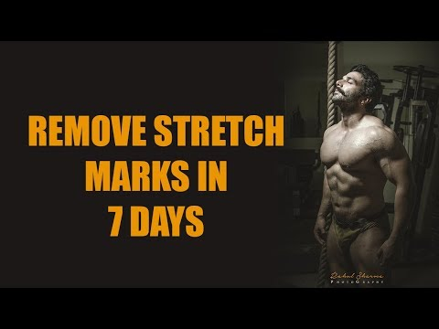 HOW TO REMOVE STRETCH MARKS WITHIN 7 DAYS | PANGHAL FITNESS | AMIT PANGHAL