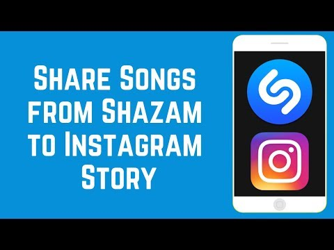 How to Share Songs From Shazam on Your Instagram Story – New Feature!