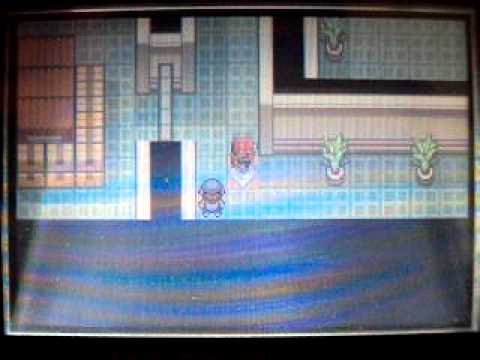 Pokemon FireRed/LeafGreen - How to get Card Key (Silph Co.) + TM 01