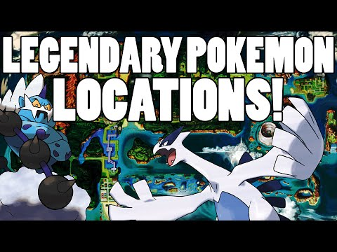 All Legendary Pokemon Locations Omega Ruby and Alpha Sapphire! Where to find all ORAS Legendaries
