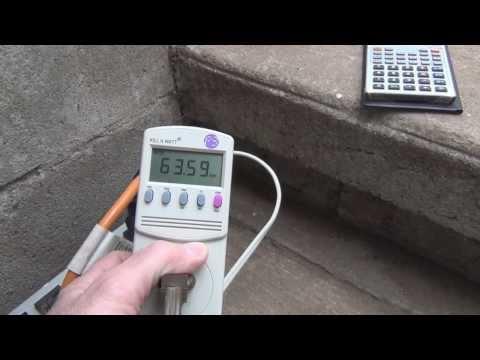 How to use a Kill A Watt Meter