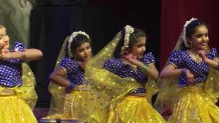 Kannukkul pothi Semi classical dance performance by Sub junior batch of PSD