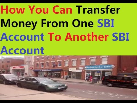 How To Transfer Money Within SBI : Transfer Money From SBI To SBI Account