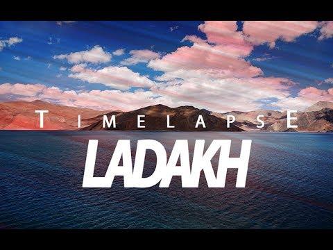 Walton Mobile Time Lapse | Leh Ladakh Pangong Lake & TSO Moriri India (2017)