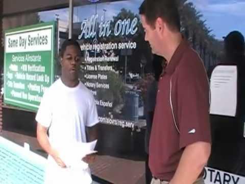 Car Registration - Yucaipa - Customer Testimonial 4