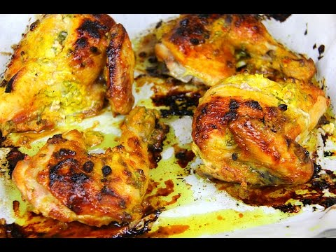 Oven Roasted Curry Chicken - Tasty Tuesday's | CaribbeanPot.com