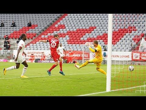 Bayern München - Eintracht Frankfurt 5:2 (ANALYSE)