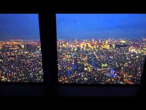 Tokyo, Japan - Tokyo Skytree - Full Tour HD (2015)