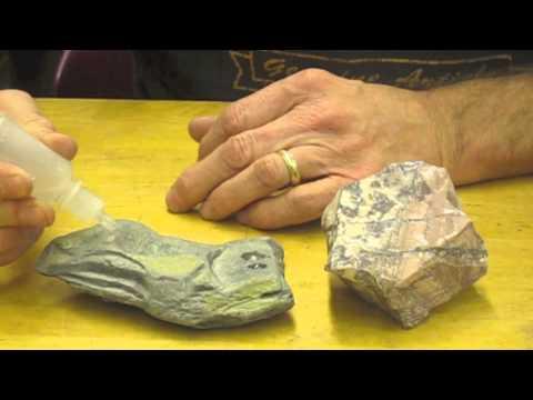 Identifying Dolomite