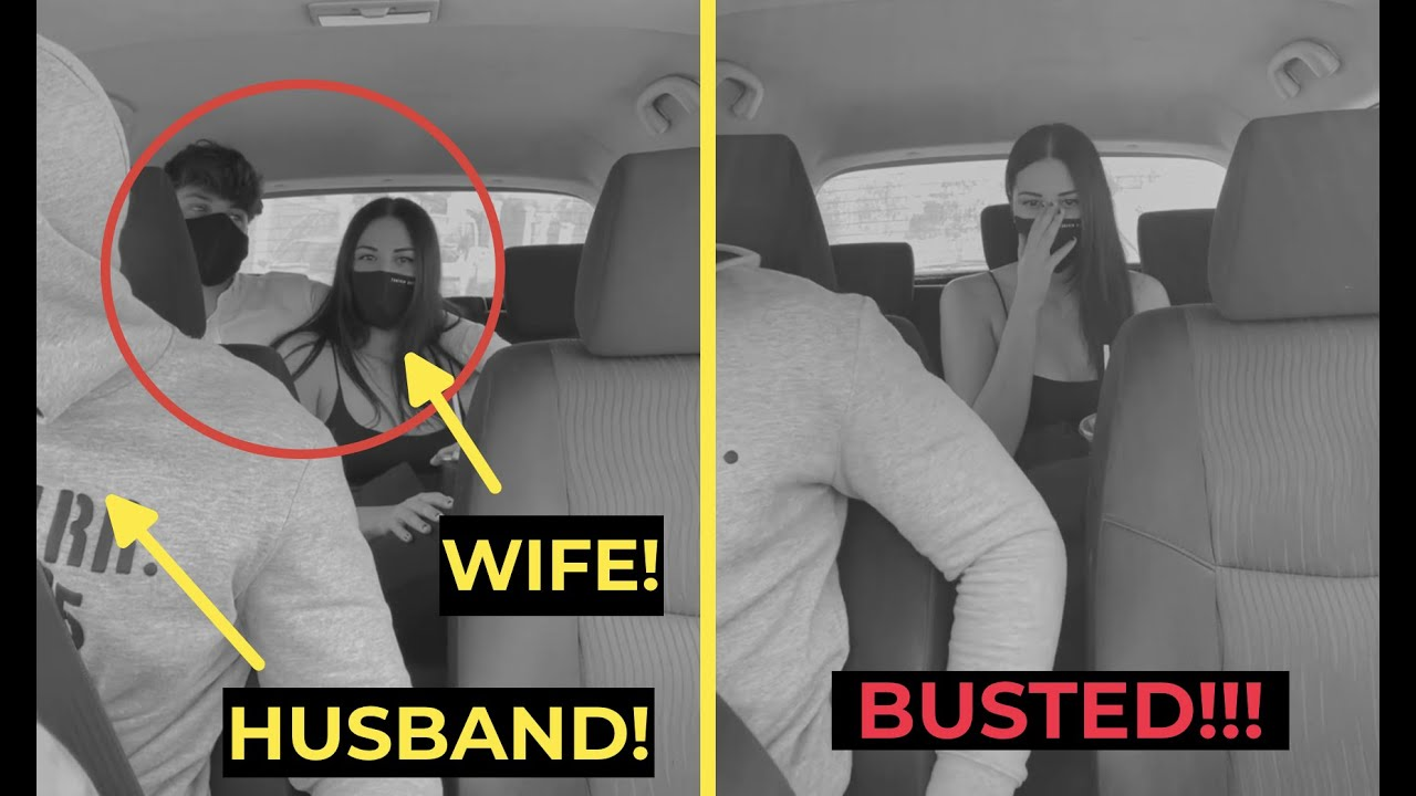 Uber Driver Catches Girlfriend CHEATING! 😡
