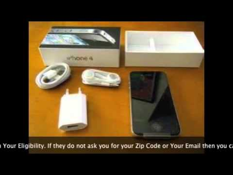 Free iPhone 4 Prices Without Contract SECRET LINK!