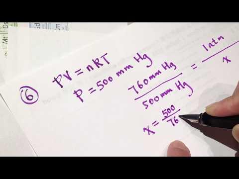 Chem for the sleep - kinetic gas asmr