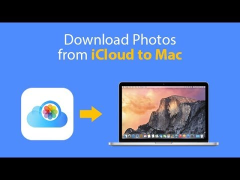 Two Ways to Download Photos from iCloud to Mac
