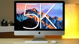 2017 5K iMac Review - Faster, Lower Price, and an Amazing display!