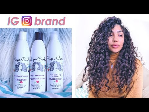 Rizos Curls Review // Instagram Brand