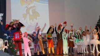Новогодние приключения Орешенки и её друзей в Зеленограде!