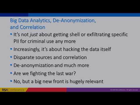 Virtual Session  The Five Most Dangerous New Attacks: The Rest of the Story
