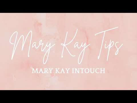 Mary Kay InTouch Tutorial - How to Process Personal website order