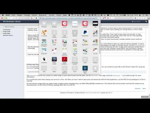How to convert MP3 or WAV to Apples CAF file format