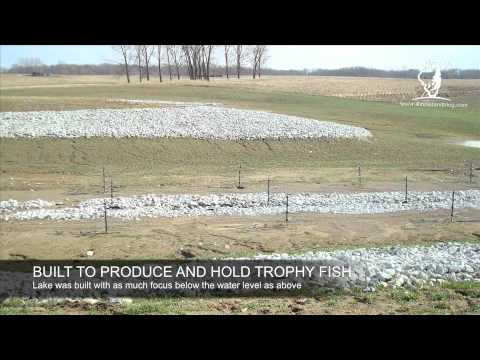 Main Lake - Otter Creek Parcels - 185 Acres for Sale in Illinois