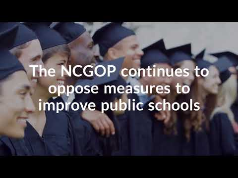 Why the NCGOP Needs to Go!