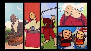 ZEN Stories | COMPILATION #3 of FIVE Short Zen Koans in English