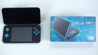 New Nintendo 2DS XL Unboxing