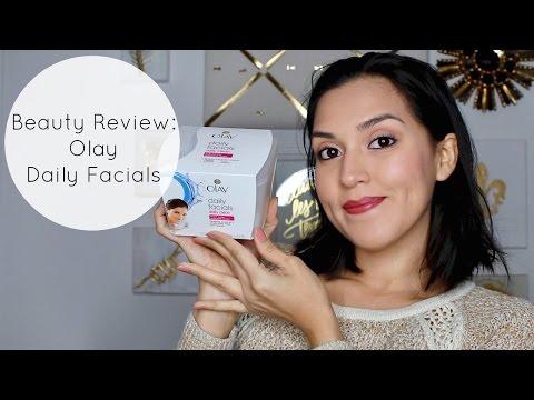 Beauty Review: Olay Daily Facials