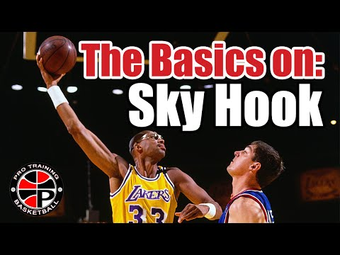 Go to Move: Sky Hook | Dominate the Low Post | Pro Training Basketball