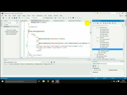 How to Search Letter or Words in ASP.Net MVC [Beginners Tutorials]