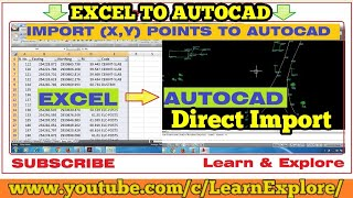 How To Draw Cross Section of Canal IN AutoCAD - X-Section of Canal