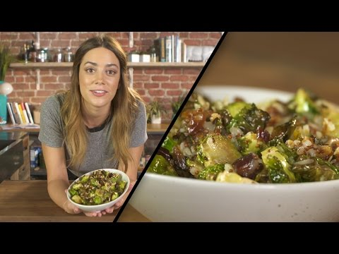 Roasted Brussels Sprouts | Megan Mitchell