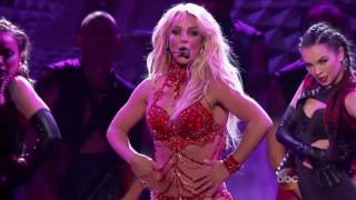 Britney Spears - Medley Billboard Music Awards 2016 full performance