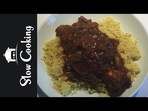 This Lamb Shank Curry Has A Good 8 Hours In Our Slow Cooker And Comes Out Better Than We Expected