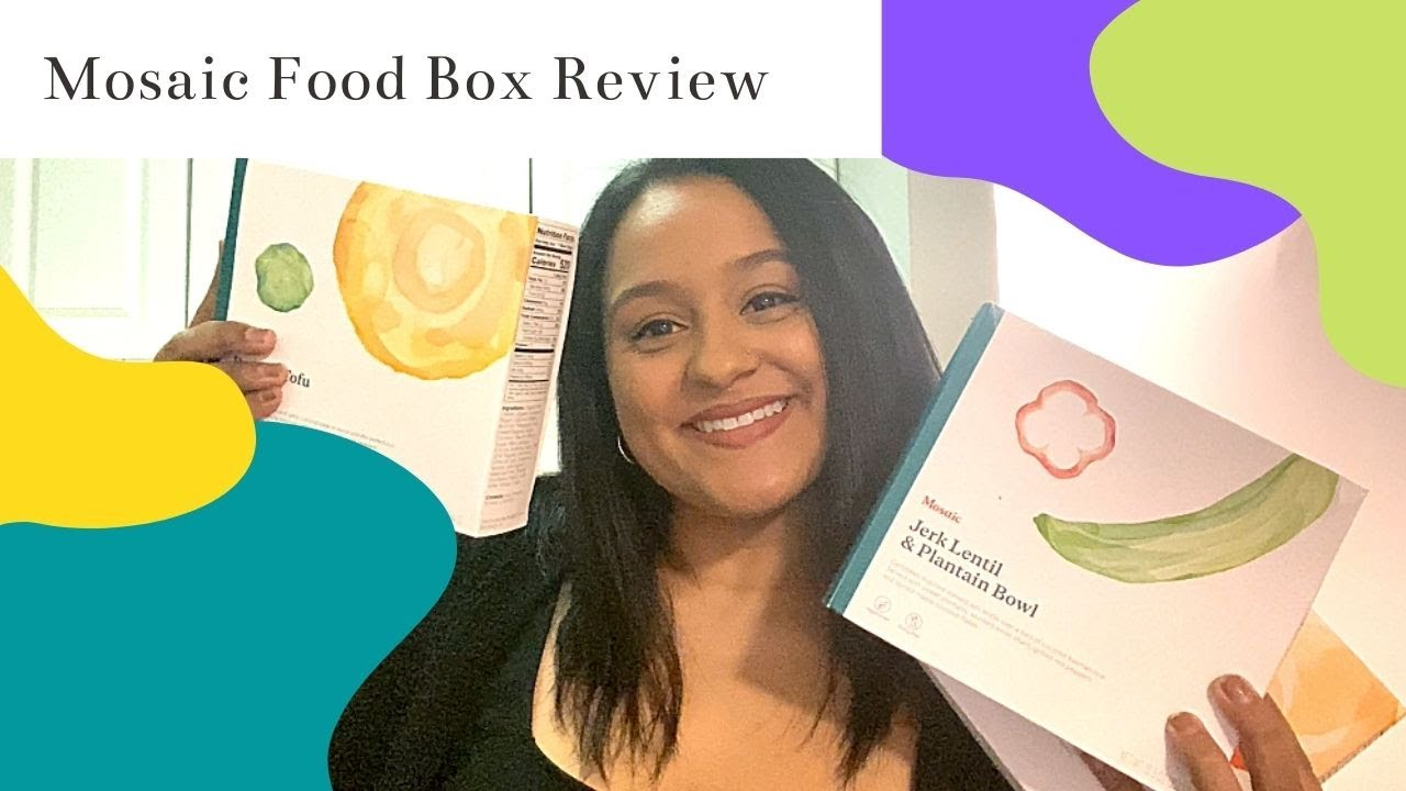 Trying Mosaic Foods | Plant-Based Food Box Subscription