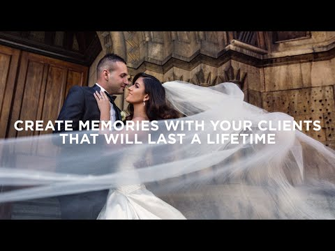 Creating a Successful Wedding Photography Business with Yervant (official Trailer)  | CreativeLive