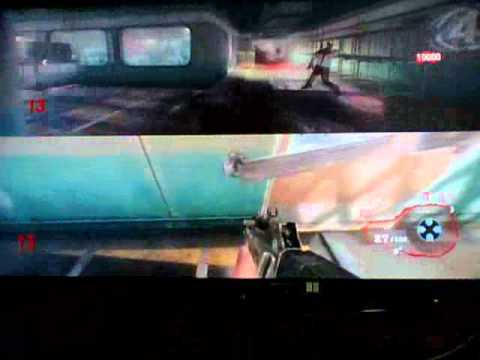 how to get on wall on five  (PS3)