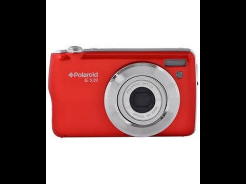 Polaroid iEX29 Camera Review Sound and Video quality $59.99 Good Youtube starter HD cam?