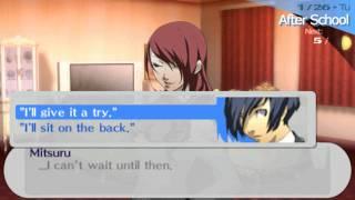 Dating yukari persona 3 psp