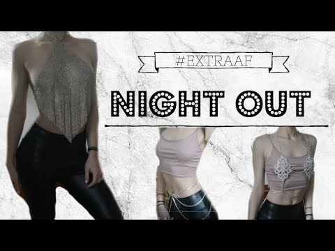 #EXTRA Night Out Lookbook - Coachella Outfits