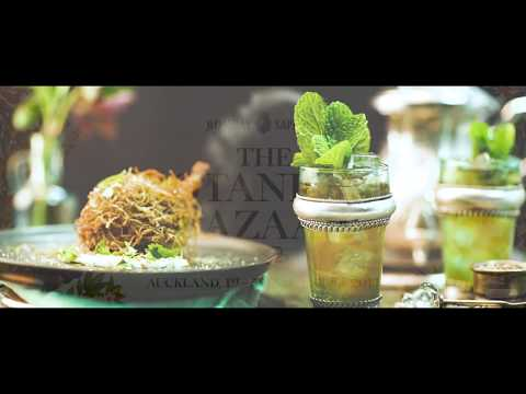 BOMBAY Sapphire presents The Botanical Bazaar