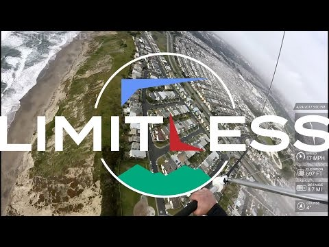 LIMITLESS- 4K - Getting High from San Francisco To Westlake.